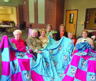 This quilting class at Lifespan's Bethel Park senior center.